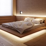 Led Lighting Allows This Bed To Appear As If It S Floating