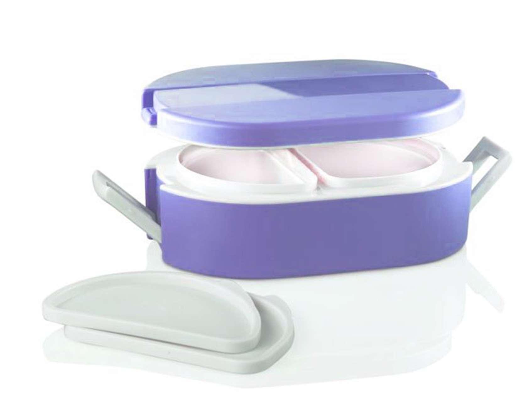 Lunchbox ovale con borsa - Contenitori termici