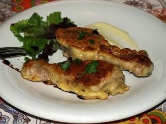 pollo in pastella