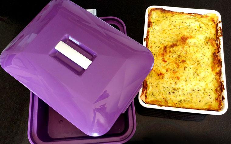Lasagne di zucchine (ricetta completa)