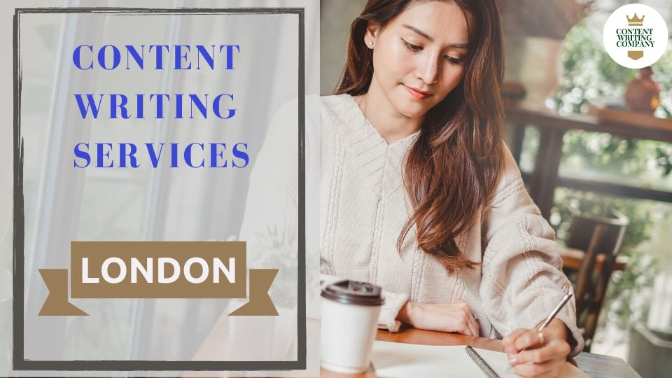 Content writing services in London