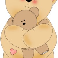 Bunny, Bear and Choo Choo Choo (A Children's Poem)