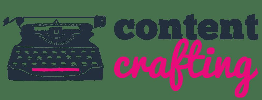 Content Crafting | Content design