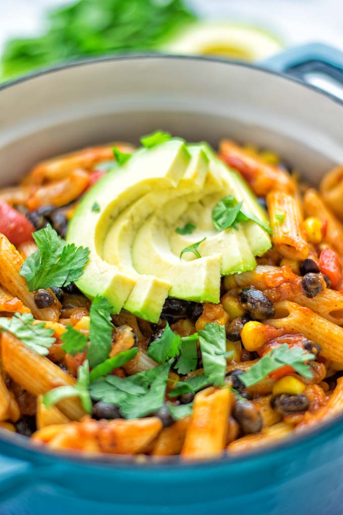 25 Vegan Pastas We Can't Live Without!