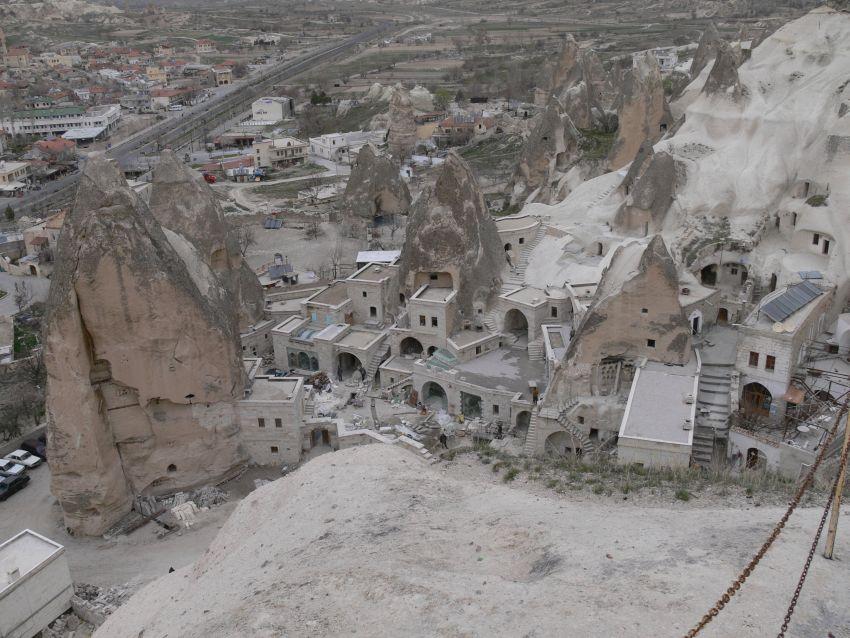 Goreme, Cappadocias