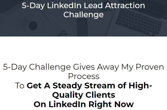 example of a challenge