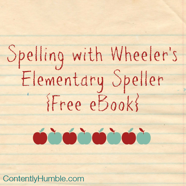 Spelling with wheelers elementary speller free ebook fandeluxe Images