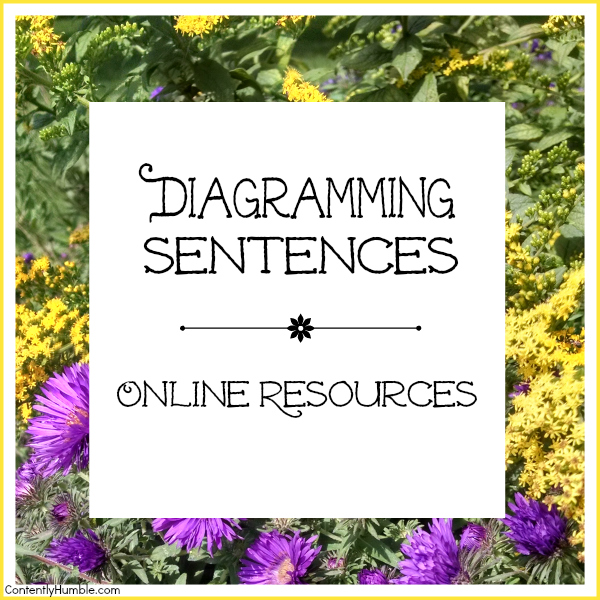 Diagramming sentences online resources ccuart Gallery