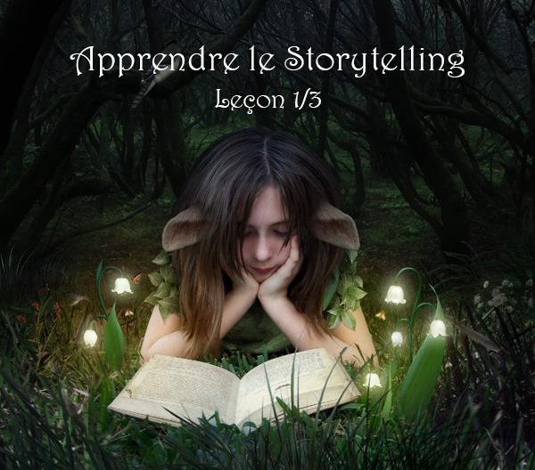 apprendre techniques de storytelling