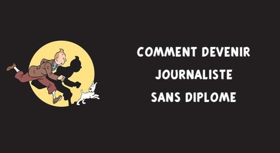comment devenir journaliste