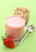yogurt and muslix