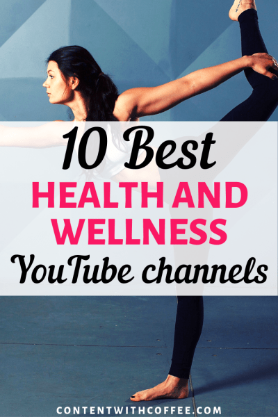 Health and Wellness Top YouTube Channels