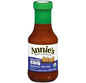 Annie's Organic BBQ Healthy Sauce