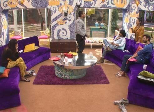 Bigg Boss 9 - Day 86 - Episode 86 prince fight with priya malik