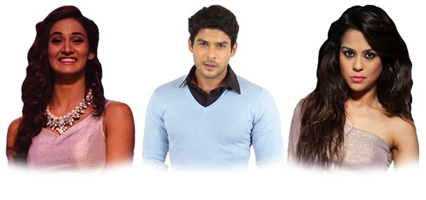 Mukti Mohan, Siddharth Shukla, Sana Saeed - khatron-ke-khiladi-finalist-3