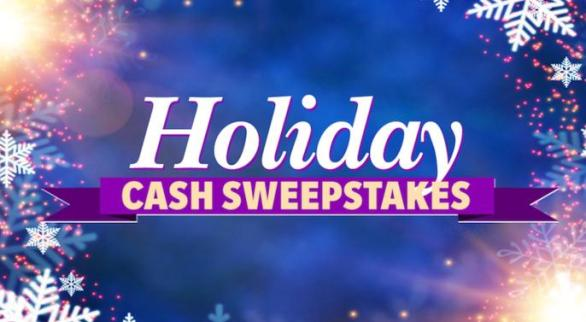 The View's Holiday Cash Sweepstakes