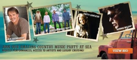 The 2019 Country Music Cruise Giveaway
