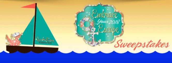 Quacker Factory's Embrace Your 2018 Escape Sweepstakes– Chance to Win $1,000 Cash & $250 QVC Gift Card