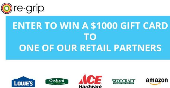 Win $1000 to Get A Grip On Winter Contest – Stand Chance to Win a $1,000 Gift Card