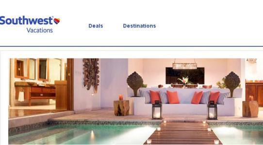 January Southwest Vacations Sweepstakes – Chance To Win A Master Suite At Ka'ana Resort And Spa