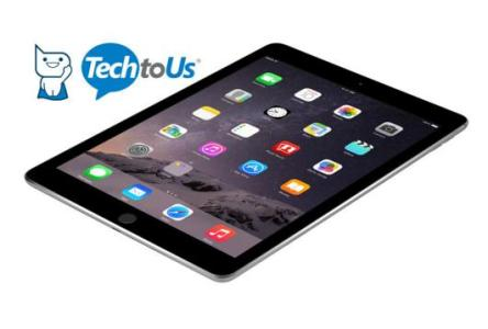 Another Tech to Us Apple iPad Giveaway – Stand Chance to Win an Apple iPad