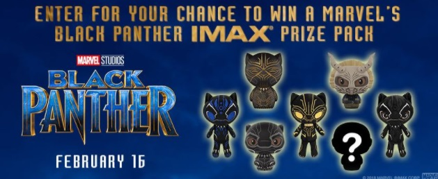 Landmark Cinemas Canada Imax Contest – Enter For Chance To Win Black Panther Prize Pack
