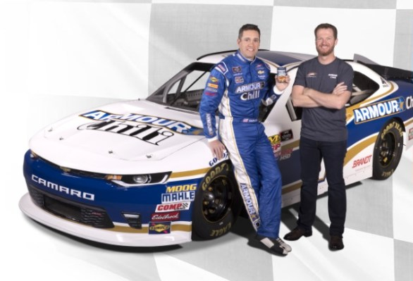 Pinnacle Foods - Armour Sweepstakes- Enter For Chance to Win RIDE ALONG WITH DALE RACE TRIP, MEET & GREET AND RIDE ALONG WITH DALE EARNHARDT JR.
