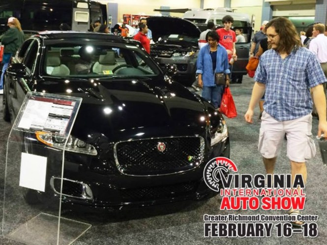 Virginia International Auto Show Contest