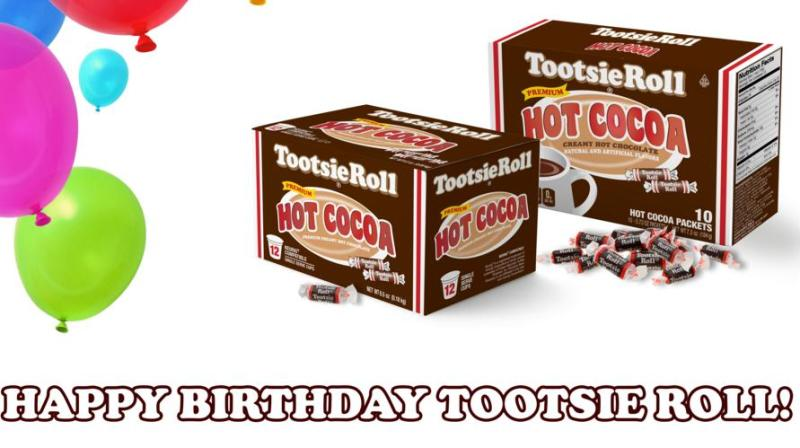 Tootsie Roll Birthday Sweepstakes – Stand Chance to Win the Tootsie Roll Hot Cocoa