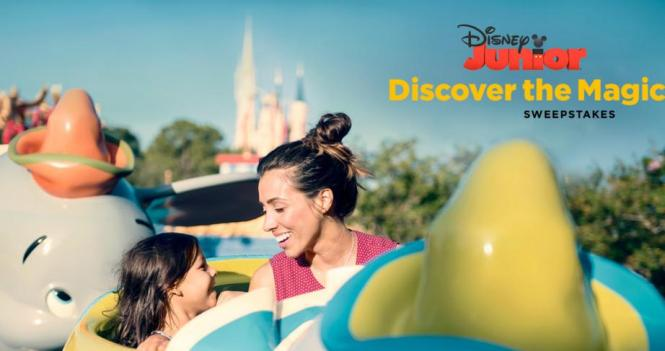 Disney Junior Discover The Magic Sweepstakes – Stand Chance To Win A Trip To Orlando, Florida