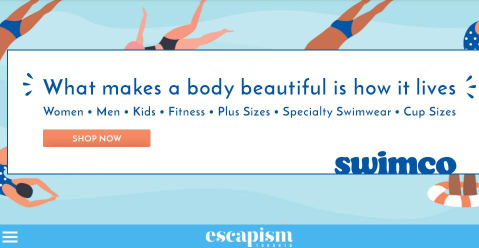 Escapism Contest – Stand Chance to Win a $1,000 Swimco Shopping Spree