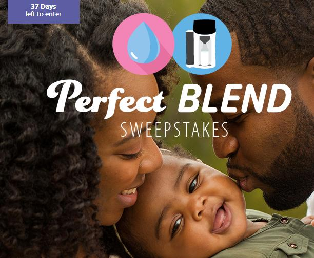 Nursery Water - Perfect Blend Sweepstakes-Enter To Chance To Win 5 Grand Prizes Including One Baby Brezza Formula Pro Machine, Fifty-Two Coupons For Redemption Of A 1-Gallon Jug Of Nursery Water
