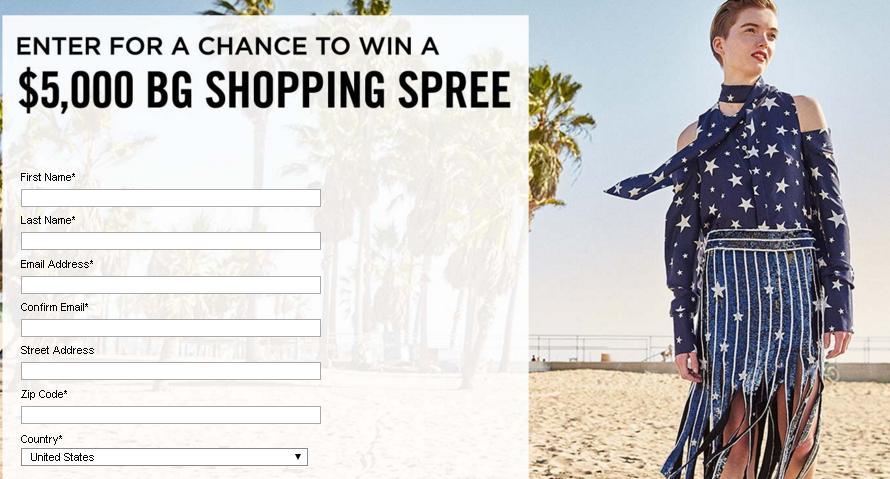 $5,000 Bergdorf Goodman Shopping Spree Sweepstakes – Stand Chance to Win a $5,000 Bergdorf Goodman Shopping Spree