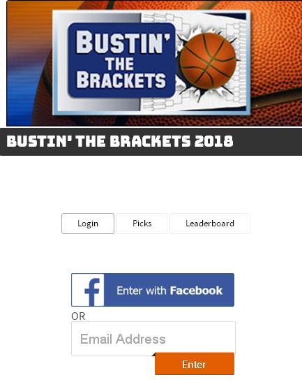 Aptivada Bustin The Brackets Basketball Contest - Enter For Chance To Win $ 1 Million - $250 Marathon Gift Card