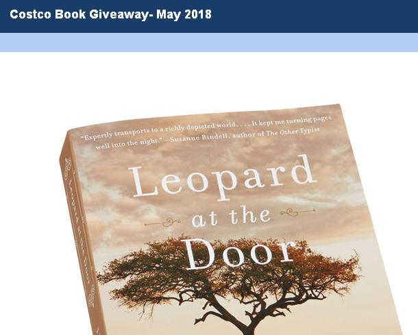 Costco Connection Book Giveaway 2018 – Stand Chance to Win Month's Book Pick Prize