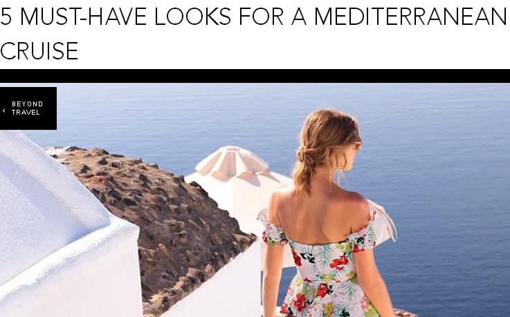 The Epic Mediterranean Cruise Sweepstakes – Stand Chance to Win 10-Night Eastern Mediterranean Cruise Prize