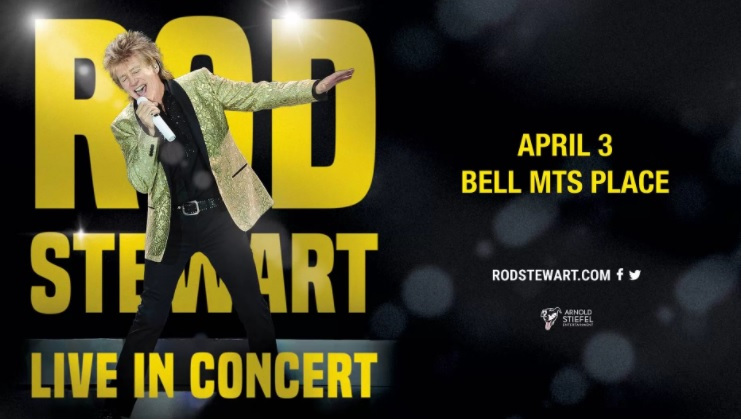 Global News - Rod Stewart Contest-Chance to Win 2 Tickets to the Show value $200