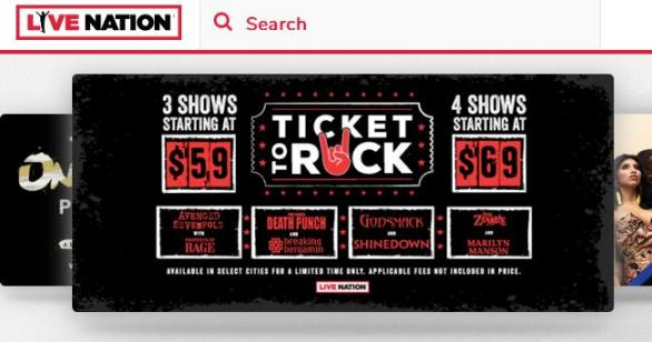 Live Nation Country Megaticket 2018 Sweepstakes – Stand a Chance to Win 2018 Country Megatickets Prize