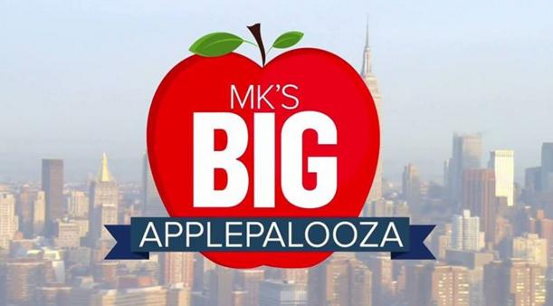 Megyn Kelly's Big Applepalooza Giveaways – Stand Chance to Win an Item or Product