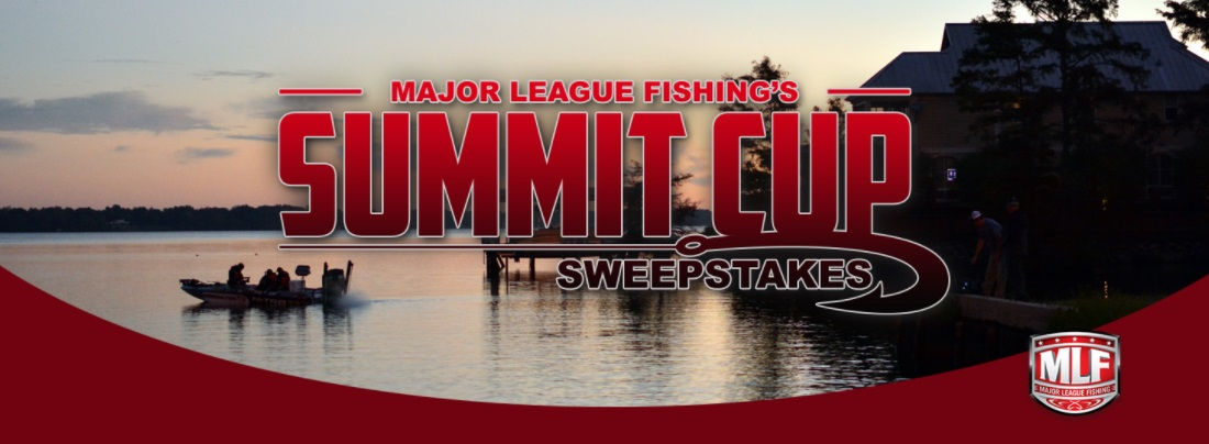 Major League Fishing - Summit Cup Sweepstakes – Chance to Win a Grand Prize Includes a Trip Package