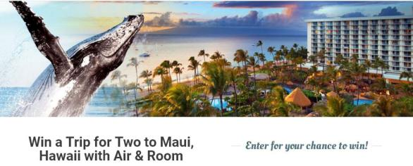 Hawaii.com Maui Giveaway – Stand Chance to Win A Trip to Maui For Two