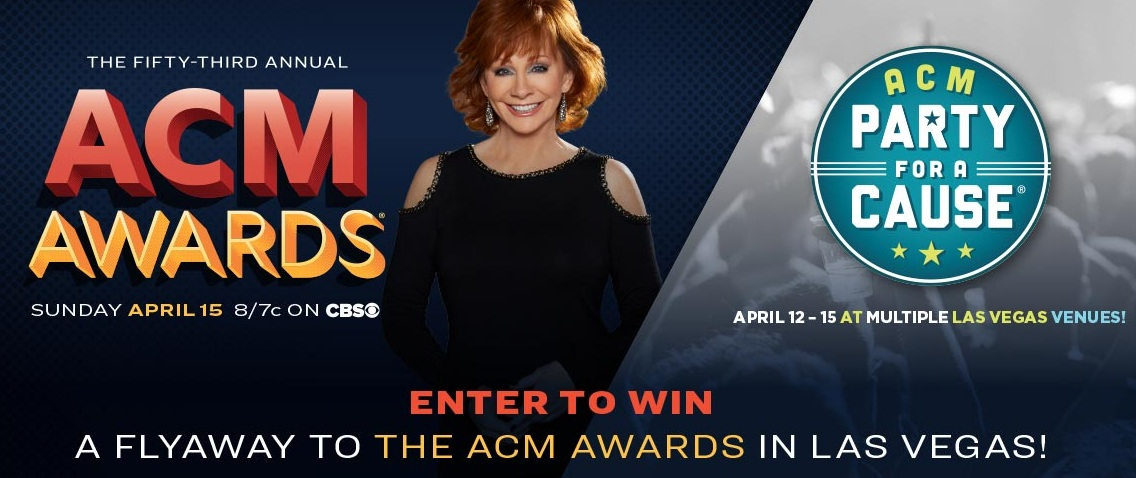 Grand Ole Opry ACM Sweepstakes – Stand Chance to Win Ultimate Country Music Fan Getaway to Las Vegas