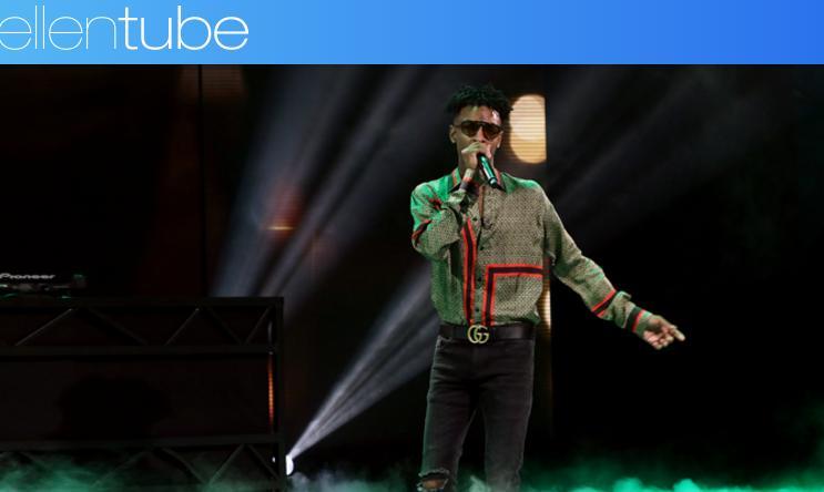 Ellentube Win 21 Savage's CD, 'Issa Album Giveaway– Stand Chance to Win 21 Savage's CD, 'Issa Album Prize