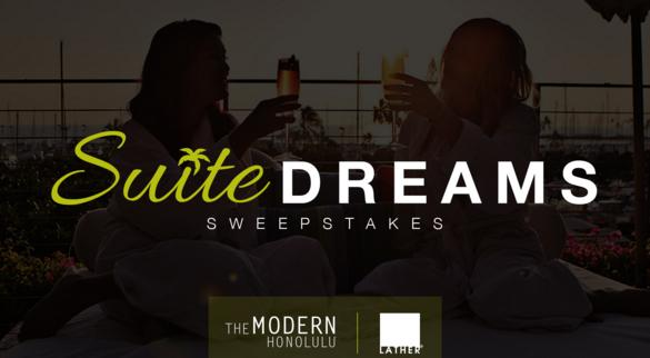 Suite Dream Sweepstakes – Stand Chance to Win Luxury Vacation Getaway, $500 Resort Credit, Rountrip Airfare