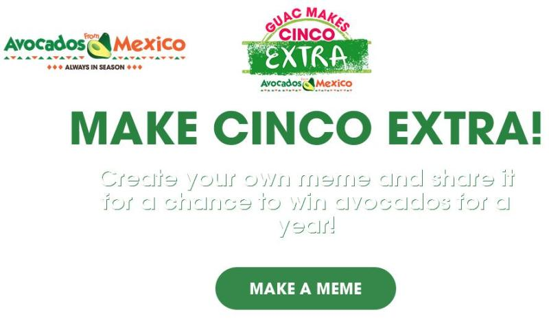 Avocados From Mexico Picking Up The Tab Sweepstakes – Stand Chance To Win A $1,000 Bank Gift Card