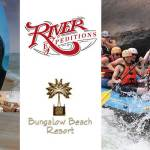 Explore the Southeast Spring 2018 Sweepstakes- Enter To Win 1 of 2 Getaways In The Southeast, 2 night stay at Bungalow Beach Resort