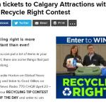 Global Calgary Standard Contest – Stand Chance to Win Tickets To Calgary Attractions Prize
