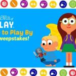 The Genius of Play A Motto to Play By Sweepstakes – Stand Chance to Win $250 Gift Card To The Toy Store Of The Winner's Choice
