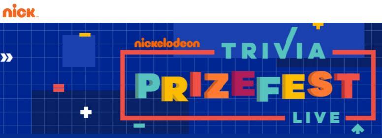Nickelodeon Prizefest Live Sweepstakes – Win Wireless Headphones