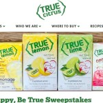 True Citrus Be Healthy Be Happy Be True Sweepstakes-Enter To Win $10,000, A Fitbit Iconic Watch